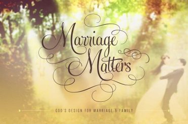Marriage Matters (Sermon Series)
