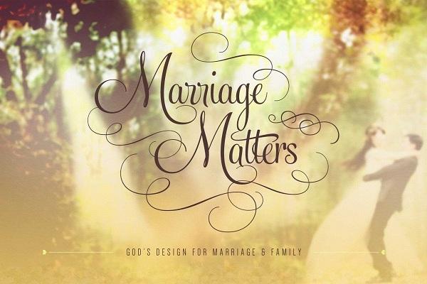 Marriage Matters (Sermon Series) – Bible Baptist Church