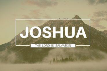 Joshua (Sermon Series)