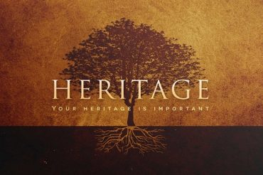 Your Heritage is Important