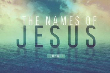 The Names of Jesus (Sermon Series)