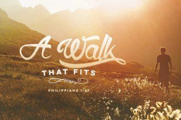 A Walk That Fits
