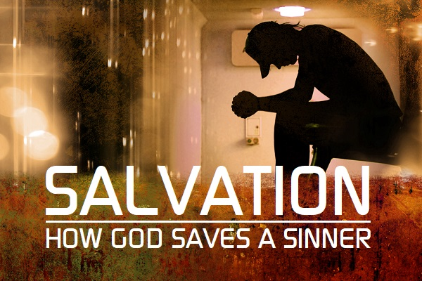 How God Saves A Sinner