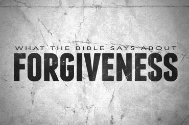 What the Bible Says About Forgiveness (Sermon Series)