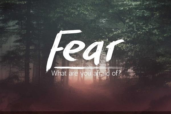 Fear (Sermon Series)