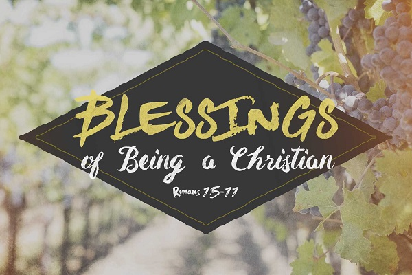 Blessings of Being a Christian