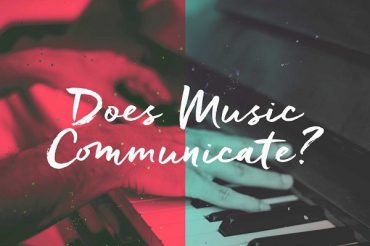 Does Music Communicate?