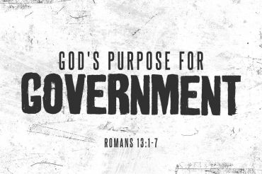 God's Purpose For Government