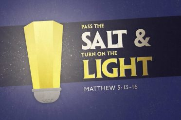 Pass the Salt and Turn on the Light